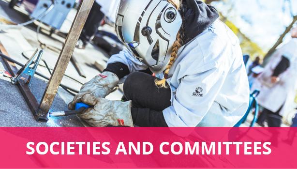 List of societies and committees