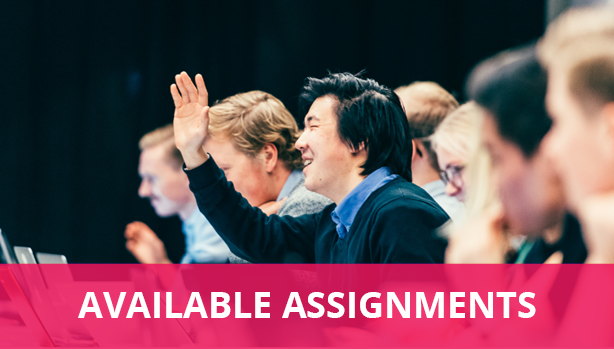 Available assignments